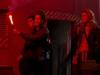 Emile Hirsch, Olivia Thirlby, Max Minghella и Rachael Taylor в фильме Фантом (The Darkest Hour)