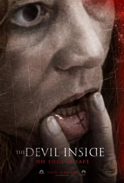 Фильм Одержимая (The Devil Inside)