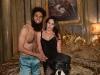 Megan Fox и Sacha Baron Cohen в фильме Диктатор (The Dictator)