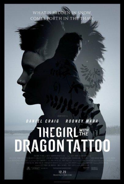 Фильм Девушка с татуировкой дракона (The Girl with the Dragon Tattoo)