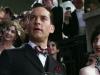 Tobey Maguire и Elizabeth Debicki в фильме Великий Гэтсби (The Great Gatsby)