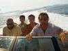 Zach Galifianakis, Mason Lee, Ed Helms и Bradley Cooper в фильме Мальчишник 2: из Лас-Вегаса в Бангкок (The Hangover 2)