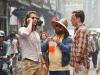Bradley Cooper, Zach Galifianakis и Ed Helms в фильме Мальчишник 2: из Лас-Вегаса в Бангкок (The Hangover 2)