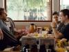 Bradley Cooper, Justine Bartha и Ed Helms в фильме Мальчишник 2: из Лас-Вегаса в Бангкок (The Hangover 2)