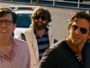 Bradley Cooper, Zach Galifianakis и Ed Helms в фильме Мальчишник Часть 3 (The Hangover Part III)