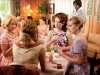 Emma Stone, Bryce Dallas Howard, Ahna O'Reilly, Anna Camp  Viola Davis    (The Help)