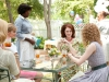 Emma Stone, Bryce Dallas Howard, Viola Davis, Ahna O'Reilly и Aunjanue Ellis в фильме Прислуга (The Help)