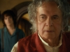 Elijah Wood и Ian Holm в фильме Хоббит Нежданное путешествие (The Hobbit An Unexpected Journey)