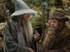 Ian McKellen и Sylvester McCoy в фильме Хоббит Нежданное путешествие (The Hobbit An Unexpected Journey)