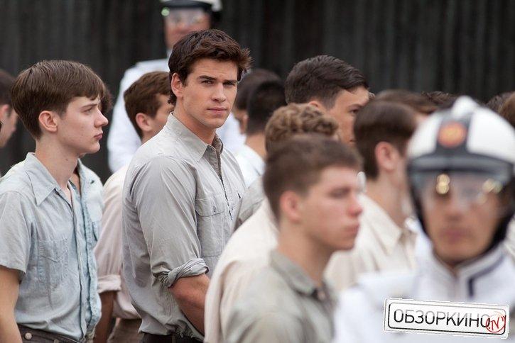 Liam Hemsworth в фильме Голодные игры (The Hunger Games)