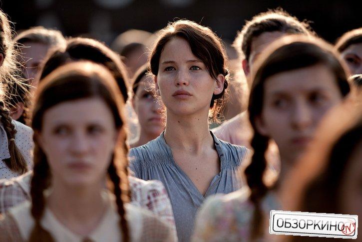Jennifer Lawrence в фильме Голодные игры (The Hunger Games)