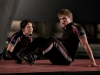 Josh Hutcherson  Jennifer Lawrence     (The Hunger Games)