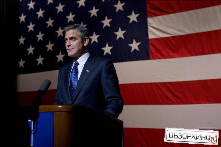 George Clooney в фильме Мартовские иды (The Ides Of March)