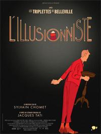 Мультфильм Иллюзионист (The Illusionist)