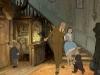 Сцена из мультфильма Иллюзионист (The Illusionist)