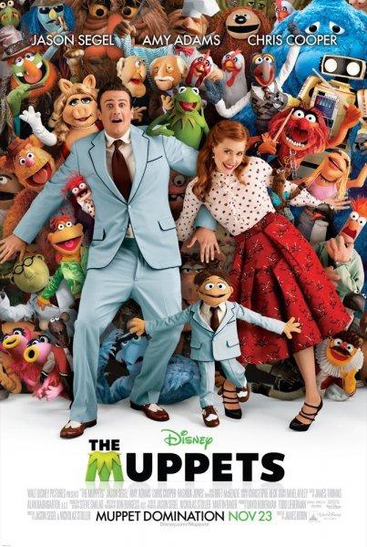 Фильм Маппеты (The Muppets)