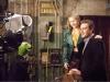 Amy Adams и Jason Segel в фильме Маппеты (The Muppets)