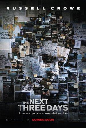 Фильм Три дня на побег (The Next Three Days)