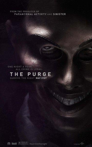 Фильм Судная ночь (The Purge)