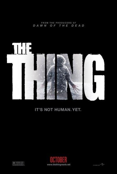 Фильм Нечто (The Thing) 2011