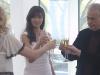 Monica Bellucci и Alan Arkin в фильме Частная жизни Пиппы Ли (The Private Lives of Pippa Lee)