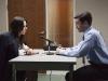 Rebecca Hall и Jon Hamm в фильме Город воров (The Town)