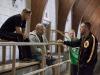 Ben Affleck, Jeremy Renner, Slaine и Owen Burke в фильме Город воров (The Town)