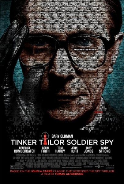 Фильм Шпион, выйди вон (Tinker, Tailor, Soldier, Spy)