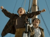 Danny Nucci и Leonardo DiCaprio в фильме Титаник (Titanic)