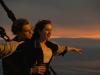 Leonardo DiCaprio и Kate Winslet в фильме Титаник (Titanic)