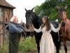 Celine Buckens в фильме Боевой конь (War Horse)