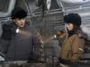 Kate Beckinsale и Gabriel Macht в фильме Белая мгла (Whiteout)