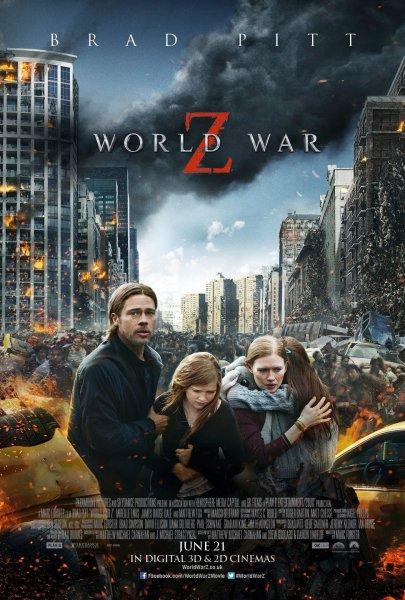 Фильм Война миров Z (World War Z)