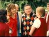 Alexie Gilmore, Robin Williams, Zach Sanchez и Henry Simmons в фильме Самый лучший в мире отец (Worlds Greatest Dad)