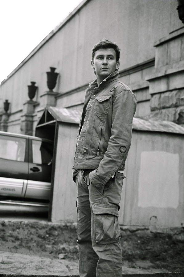 Фото из личного архива Д. Глуховского