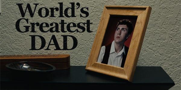 История величайшего эгоиста: «Лучший отец на свете»