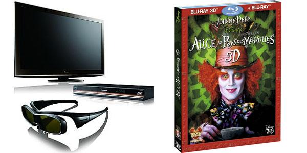 К новогодним праздникам Disney выпустит 3D на Blu-ray