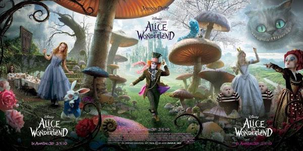 Алиса в стране кошмаров: «Алиса в стране чудес»