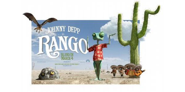 Страх и ненависть ящерки в пустыне Лас-Вегаса: «Ранго»