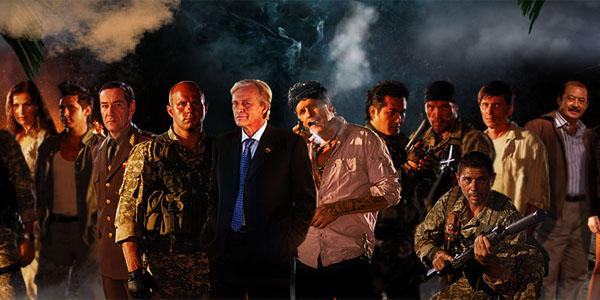 Русский боевик с американскими стареющими актерами: «Ключ Саламандры»