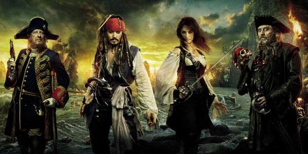 Депп и Крус в погоне за вечной молодостью: «Пираты Карибского моря: на странных берегах»