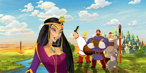 Еще не триумф, но уже не позор российской анимации: «Три богатыря и шамаханская царица»