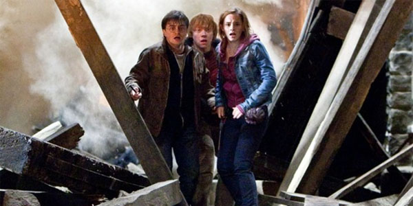 Последняя глава: «Гарри Поттер и дары смерти: часть 2»