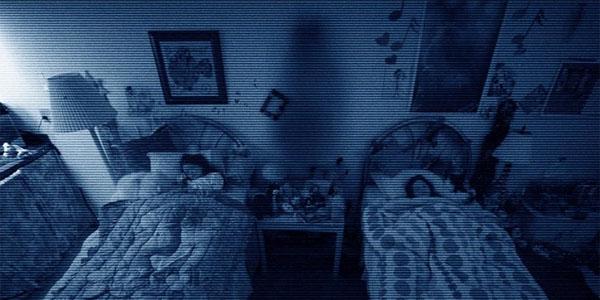 Третья попытка напугать ежа голым задом: «Паранормальное явление 3»