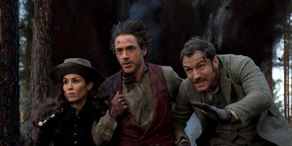 Новый экшен-детектив от Гая Риччи: «Шерлок Холмс: Игра теней»