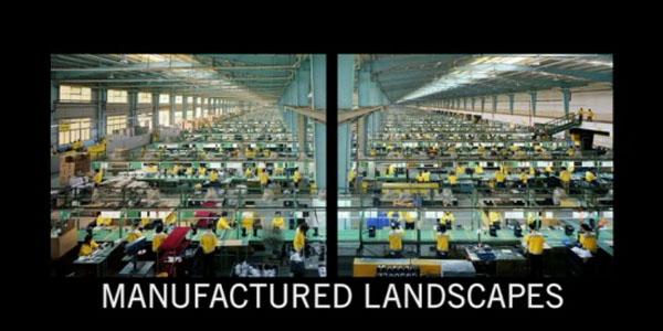 Природа, измененная человеком: «Индустриальные пейзажи»