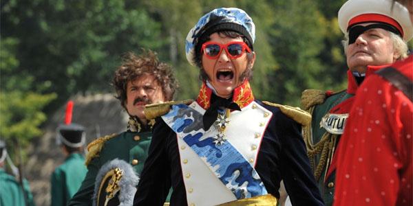 День открытых дверей в дурдоме: «Ржевский против Наполеона»