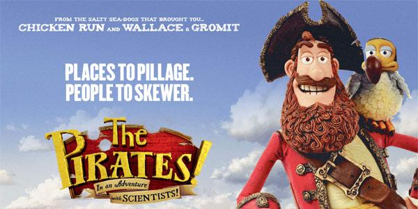 """Все на свете возможно, если отключить голову: """"Пираты: банда неудачников"""""""