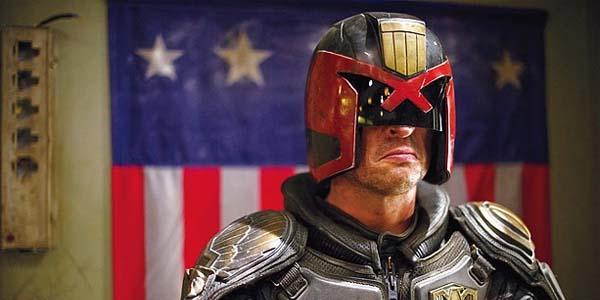 Судья и палач в одном костюме: «Судья Дредд 3D»