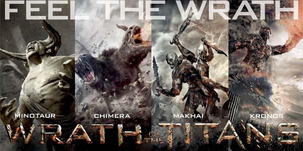 Продолжение изнасилования древнегреческих мифов: «Гнев титанов»